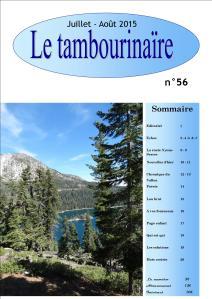 Le Tambourinaïre n° 56