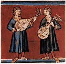 musiciens médiévaux
