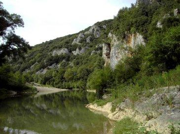 Gorges de la Cèze
